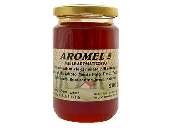 Miele Balsamico Aromel 5 Ronchello
