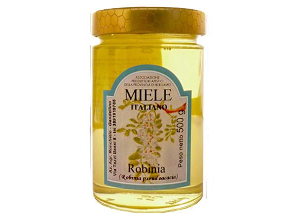 Miele di Acacia (Robinia pseudoacacia) Ronchello
