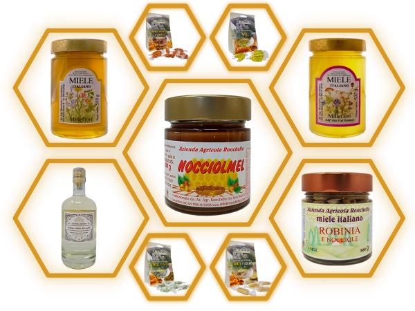 offerta miele online pacchetto golosità spedizioni gratis