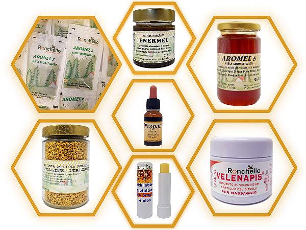 offerta miele online pacchetto salute spedizioni gratis
